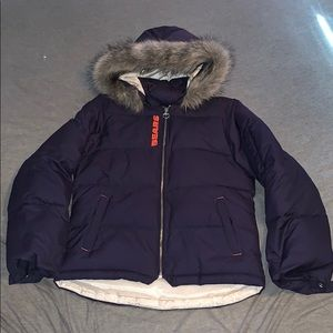 Chicago Bears Womans coat Reebox Medium warm